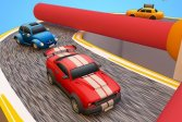 Веселая гоночная машина 3D Fun Race Car 3D