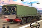 Симулятор грузовиков Truck games Simulator New US Army Cargo Transport