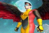 Супергерой-бегун Superhero