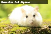 Пазл для хомяков Hamster Pet Jigsaw