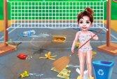 День уборки пляжа Бэби Тейлор Baby Taylor Beach Cleaning Day