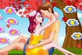 Влюбленные под деревом Lovers Under The Tree