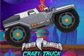 Сумасшедший грузовик Power Rangers Power Rangers Crazy Truck