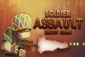 Солдат нападение стрелять игры Soldier Assault Shoot Game