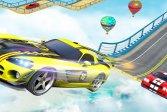 Автомобильная трюковая игра Mega Ramp Car Stunt 3D Car Stunt Game