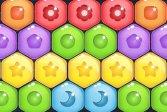 Сладкая конфета Hexa Puzzle