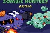 Охотники на зомби Zombie Hunters