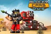 Блочные Машины Blocky Cars