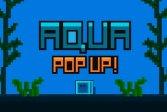 Аква-всплывающее окно Aqua Pop Up