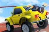 Симулятор вождения автомобиля - Stunt Ramp 2021