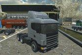 Американский 18-колесный грузовик Sim American 18 Wheeler Truck Sim