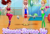 Одежда для фитнеса Fitness Dress Up