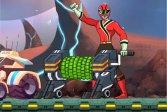 Могучие рейнджеры Power Rangers Space Miner