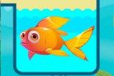 Спасение рыбок 2 Fish Rescue 2