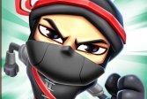 Ниндзя беги гонка Ninja Run Race
