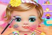 Детские Наряды и Макияж Baby Dress Up and Makeup