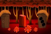 Красочный лесной побег Colorful Forest Escape