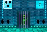 Зеленый инопланетный побег Green Alien Escape