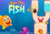 Спасите рыбу 1 Save The Fish 1