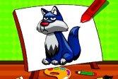 Раскраски для детей Easy Kids Easy Kids Coloring Walfs