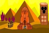 Побег из пещеры Египта Egypt Cave Escape