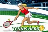Теннисный герой Tennis Hero