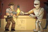 Стрелок по мумии Mummy Shooter