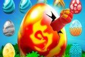 Яичный всплеск Egg Splash