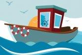 Лодка Головоломка Boat Jigsaw