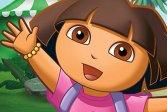 Коллекция пазлов Дора-исследовательница Dora the Explorer Jigsaw Puzzle Collection