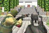 Блочная осада Blocky Siege