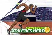 Герой легкой атлетики Athletics Hero