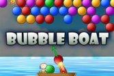 Пузырьковая лодка Bubble Boat