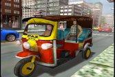 Туристическое такси: симулятор вождения тук-тук Tourist Transport Taxi: Tuk Tuk Driving Simulator