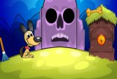 Ведьма Собака Побег Witch Dog Escape