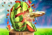 Стрельба из арбуза 3D Watermelon Shooting 3D
