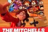 Пазл Митчеллы против машин The Mitchells vs the Machines Jigsaw Puzzle