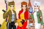 Принцесса русских хулиганов Princess Russian Hooligans