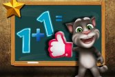 Говорящий Том: математический тест Talking Tom Math Test