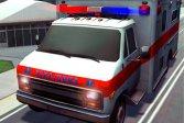 Лучший аварийный спасательный симулятор скорой помощи Best Emergency Ambulance Rescue Drive Sim