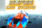 Трюки на суперкарах Super Car Stunts