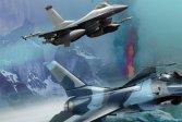 Боевой Самолет Битва Fighting Aircraft Battle