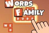 Семья слов Words Family