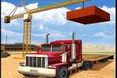 Симулятор экскаватора-погрузчика Тяжелые краны Heavy Loader Excavator Simulator Heavy Cranes Game