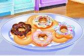 Испытание на приготовление пончиков Donuts Cooking Challenge