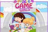 Игра-головоломка для девочек - Мультфильм Puzzle Game Girls - Cartoon