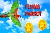 Летающий попугай Flying Parrot