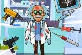 Безумный доктор Mad Doctor