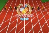 Гонка на 100 метров 100 Meters Race