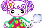 Рисование Игры для Девочек Drawing Games For Girls